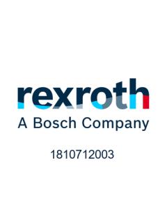 Bosch Rexroth 1810712003. Hochdruckschlauch, DIN20066-2ST-12PP-58&