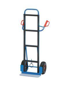 Fetra 11042. Gerätekarre. 350 kg, mittelschwere Karre zum Transport von Kühlschränken, Spül- und Waschmaschinen, höhere Ausführung