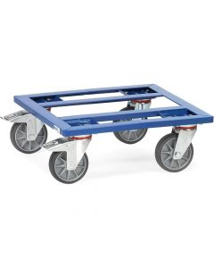 Fetra 1165. Kistenroller. 400 kg, mit offenem Rahmen
