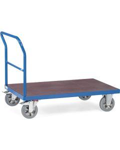 Fetra 12502. Schiebebügelwagen. 1200 kg, mit Schiebebügel