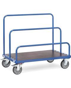 Fetra 4465. Plattenwagen. bis 1200 kg, 7 Verstellmöglichkeiten für Einsteckbügel