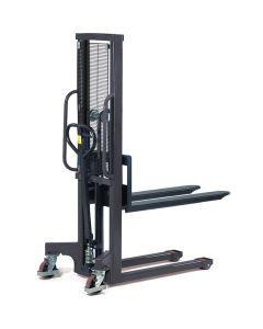 Fetra 6856. Handhydraulik-Stapler. bis 1000 kg, Hydraulikpumpe mit verchromten Kolben und Überlastventil, 2 Jahre Garantie