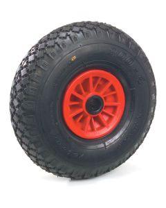 Fetra 70603. PU-Räder. Polyurethan-Vollmaterial-Reifen