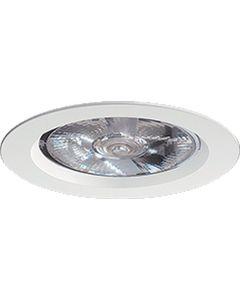 Glamox 121020238. Downlights Beleuchtung O69-R125 LED 800 HF 840 WB WH