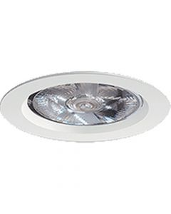 Glamox 121121224. Downlights Beleuchtung O69-R100 LED 800 HF 830 MB WH