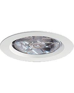 Glamox 121121238. Downlights Beleuchtung O69-R100 LED 800 HF 830 WB WH