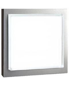 Glamox 1405254. Außenleuchten O26-SQ240 LED 800 HF 840 silber
