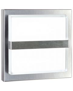 Glamox 1408259. Außenleuchten O26-SQ240-D LED 700 HF 840 Anthrazitzit