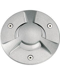Glamox 5016894. Außenleuchten O71-R3 LED 15 HF 832 silber