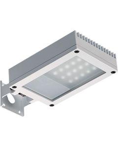 Glamox 5250326. Außenleuchten O44-110 LED 700 HF 840 OP Aluminium