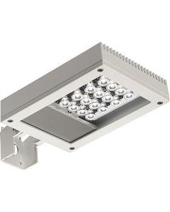 Glamox 5250826. Außenleuchten O44-175 LED 1800 HF 840 MB Aluminium