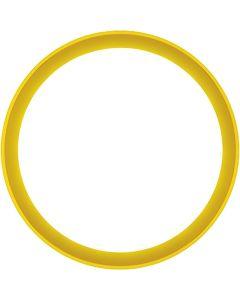 Glamox 533003. Außenleuchten O85-S210 LED 800 HF 840 weiß-yellow