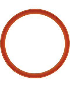 Glamox 533004. Außenleuchten O85-S210 LED 800 HF 840 weiß-orange