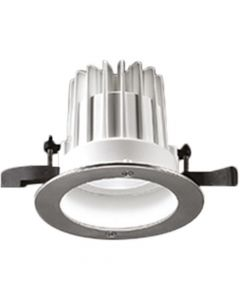 Glamox 536015. Downlights Beleuchtung O67-R135 LED 1300 HF 840 WB S