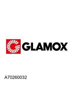 Glamox A70260032. Dekorativ Beleuchtung A70-S410 GAP Ring schwarz