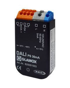 Glamox B25001003. Beleuchtung LMS Dali POWER Supply 30mA
