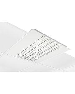 Glamox C20091882. Innenraumleuchten C20-R625X625 G2 LED 4000 HF 840 LI 4XSU