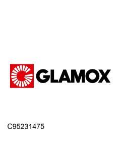 Glamox C95231475. Innenraumleuchten C95-SC825 WH LED 8000 Dali 827-865 CCT MP