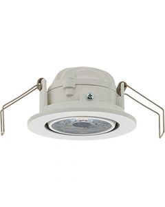 Glamox D40533707. Downlights Beleuchtung D40-R70A WH LED 500 AC 830 25°