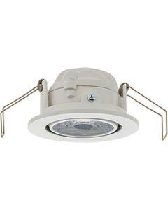 Glamox D40533711. Downlights Beleuchtung D40-R70A WH LED 500 Dali/B 830 40°