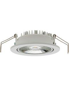 Glamox D40533721. Downlights Beleuchtung D40-R92A WH LED 700 Dali/B 830 40°
