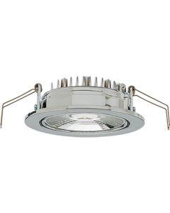 Glamox D40533725. Downlights Beleuchtung D40-R92A CH LED 700 AC 830 40°