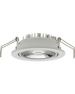 Glamox D40535765. Downlights Beleuchtung D40-R92A WH LED 700 AC 840 40°