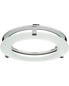 Glamox D70000117. Downlights Beleuchtung D70-R155 D GL matt Ring CH