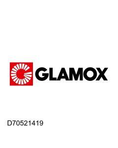 Glamox D70521419. Downlights Beleuchtung D70-R155 LED 1100 Dali 830 LI WH/WH