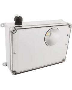 Glamox E95001004. Industrie Beleuchtung E95-S 175x250 LED E3/ST-W MB
