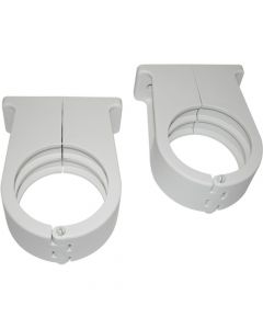 Glamox I25500000. Industrie Beleuchtung I25 Suspension CLAMP PA (2PCS)