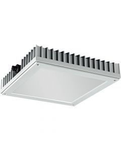 Glamox I8512T100. Industrie Beleuchtung I85 LED 4500 HF 840 OP CL TOP