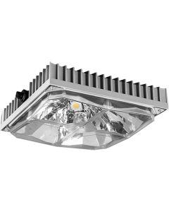 Glamox I852XT100. Industrie Beleuchtung I85 LED 4500 HF 840 XWB PC TOP XLT