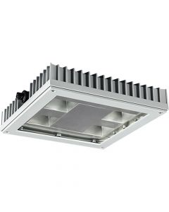 Glamox I853CT100. Industrie Beleuchtung I85 LED 5500 Dali 840 WB CL TOP