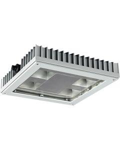 Glamox I853GT100. Industrie Beleuchtung I85 LED 5500 Dali 840 WB HTG TOP