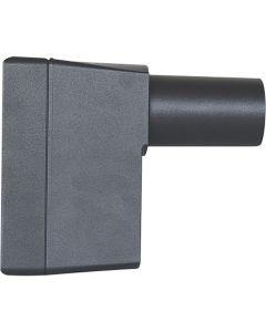Glamox O48779916. Außenleuchten O48/O55 WALL bracket ANTH