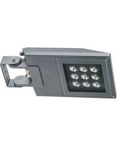 Glamox O5580138421D. Außenleuchten O55-W250 LED 8000 Dali 840 MB Aluminium