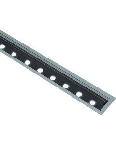 Glamox O6681318421. Außenleuchten O66-R639 LED 2500 HF 840 ASY Aluminium