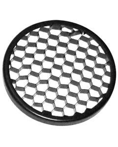 Glamox O81950512. Außenleuchten O81-110 Honeycomb Louvre BL
