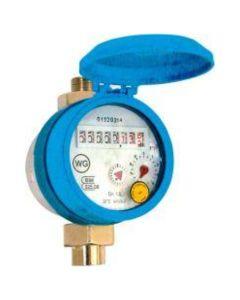"""Sanitop DVE4006596140706 Wasserzähler 1/2"""" für Zapfventil"""