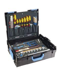 Gedore D4240906010 Werkzeugsortiment Handwerker 58-teilig L-Boxx 136