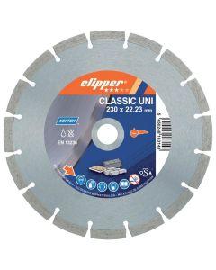 Saint-Gobain DVE5450248353171 Diamant-Trennscheibe CLASSIC UNI, 350 x 25,4 mm