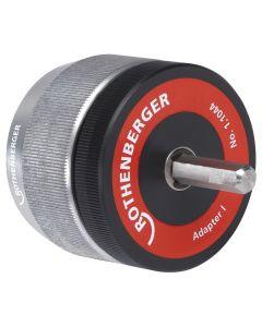 Rothenberger D4245112558 Adapter Innen-/Aussen-Entgrater